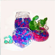 Hot Sale Safe Plant Flower Jelly Crystal Soil Mud Water Pearls Gel Beads Ball