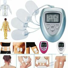 Tens Digital Therapy Machine Full Body Massager Muscle Relax Pain Relief Massage