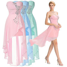 Sexy Sweetheart Beaded Wedding Bridesmaid Dress Evening Formal Party Prom Dress