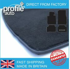 Car Mats Universal S On Ly Black Fully Tailored  Floor Rubber Carpet Colours