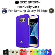 Genuine MERCURY Goospery Soft Jelly Case Cover For Samsung Galaxy S6 Edge