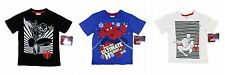 *NEW* Boys Cotton Spiderman Spider Man Tee T-shirt Size 3 4 5 6