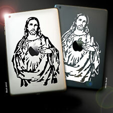 iPad / Tablet Jesus Decal Sticker, Graffiti Style, All sizes, Two colours