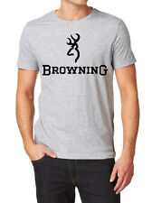 Browning Guns & Accessories LOGO T-SHIRT FRUIT OF THE LOOM PRINT BY EPSON
