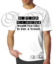 Go F*ck Yourself FUNNY RUDE OFFENSIVE T- shirt