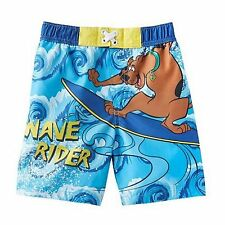 Scooby-Doo Toddler Boy Swim Trunk - UPF 50+ - New