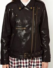 NEW Womens 100% Leather Lambskin Jacket Coat, Made to your Measurements - WJ55