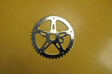 Old School Bmx stell one peice chainring 42t