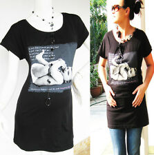ROCKStar Mum Maternity T-shirts BLACK NEW Maternity Tee Top Baby Bump Tshirt Top