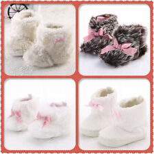 Lovely Baby Girl Shoes Infant Toddler Winter Soft Boots Bebe Non-Slip Prewalker