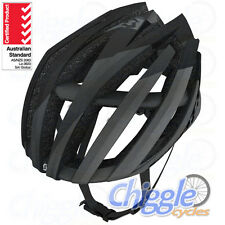Scott Vanish EVO Road Race Pro Cycling Bike/Bicycle Helmet - Black / Grey