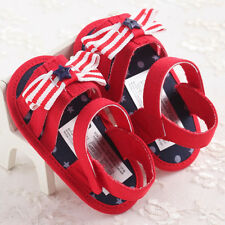 Good Quality Cute Baby Girl First Walker Shoes Infant Walker Crib Sandals 3 Size