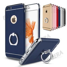 Luxury Slim Rugged Shockproof Tough Back Case Skin Shell For Apple iPhone Series