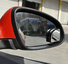 Sector Wide Angle Convex Car Vehicle Blind Spot Rear View Mirror Messaging Hot