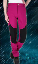 2016 Fashion Women Outdoor Hiking Camping Riding Sports Pants Trousers Quick-Dry