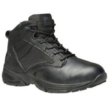 """Timberland Pro Boots Mens Tactical 5"""" Valor Soft Toe Waterproof Black Boot 92633"""