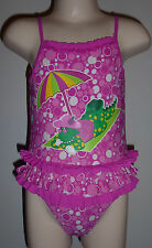 size 1 2 3 4 girls swimwear dorothy the dinosaur girls bathers the wiggles NEW