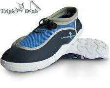 New Water Resistant Fishing Shoes - Blue Land and Sea Amphibian Sneaker