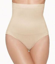 NWT Wacoal Sensational Smoothing Hi Waisted Shaping Brief Nude 808158