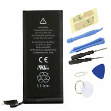 1430mAh Internal Replacement 3.7V Li-ion Battery Repair Tools For iPhone 4S USA