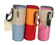 Baby Kingdom Universal Bottle Holder Warmer Cooler Bag Carrier 3 Colors