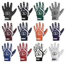 Louisville Slugger TPX Pro Design ADULT Men's Baseball Batting Gloves (Pair) NEW