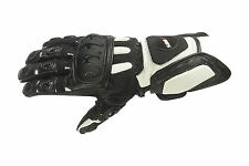 Gloves of leather of the motorcycle gloves of Moto GP biker gloves of leather..,