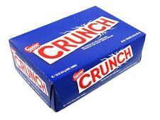 36 Nestle Crunch Creamy Milk Chocolate with Crisped Rice Bars Candy