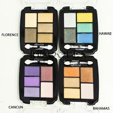 Kleancolor 5 Color Eyeshadow Palette Eye Shadow Makeup Natural Purple 4 Choice