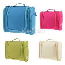 Folding Travel Hanging Storage Toiletry Wash Organizer Pouch Cosmetic Makeup Bag