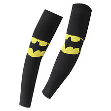 Arm Sleeve Sun UV Protection Driving Cycling Outdoor Tight Oversleeves Bat