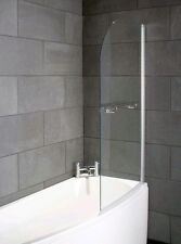 Mini Compact Shower Bath 1700x700mm Option For Shower Screen ,Panels & Waste