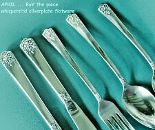 APRIL BuY the Piece Rogers 1950 International Silverplate Flatware