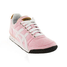 Onitsuka Tiger - Ultimate 81 Casual Shoe - Coral/White