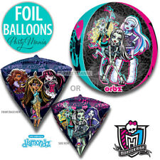 MONSTER HIGH BIRTHDAY PARTY SUPPLIES DECORATIONS FOIL BALLOON BALLOONS