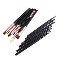 Blending Brush NEW Pro 6Pcs Foundation Eye Shadow Set Makeup Cosmetic Eyeshadow