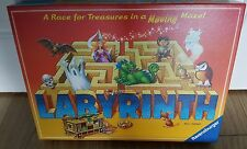 Labyrinth Board Game by Ravensburger 2007 100% Complete