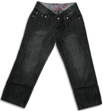 Girls Black Skinny Leg Jeans