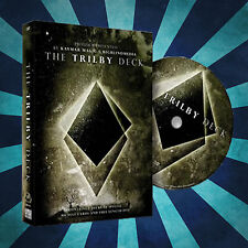 The Trilby Deck DVD and 2 gaff decks by Liam Montier and Big Blind Media
