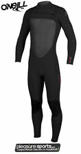 O'Neill Men's Superfreak Wetsuit 4/3mm F.U.Z.E. Zip Chest Entry VIDEO REVIEW