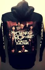 My Chemical Romance Hoodie zip up Brand New with tags S M L XL