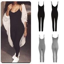 Women Ladies Clubwear Summer Playsuit Bodycon Party Jumpsuit&Romper Trousers New