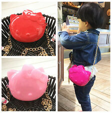 2016 Hellokitty Jelly Color Messenger Bag Handbag Purse lyo88J