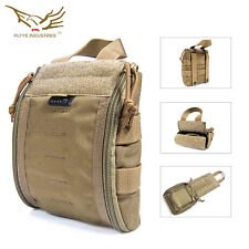 FLYYE Tactical Trauma Kit Medic Pouch Molle Military Army Bag CORDURA CB CP C042