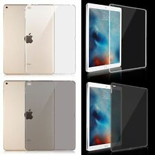 Clear Protective Case Cover Soft TPU Back Skin Shell For APPLE IPAD AIR PRO MINI