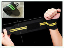 Fitness Sports  Exercise  Wraps  Support Straps MEN Bandage Wrist Weight Lifting