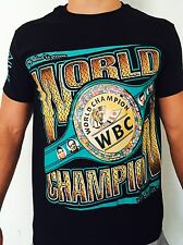 WBC BOXING WORLD CHAMPION T-SHIRT