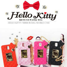 HELLOKITTY Mirror Bag Smartphone Case Cute Cover For iPhone, Galaxy