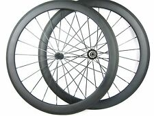 20.5mm width 60mm tubular full carbon carbon bike wheels, hot
