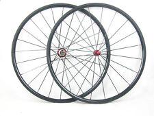 20.5mm width 24mm clincher full carbon fiber road bike wheelset,racing wheels